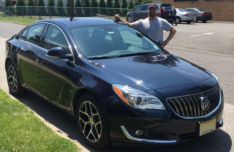 Buick Lacrosse Front Exterior
