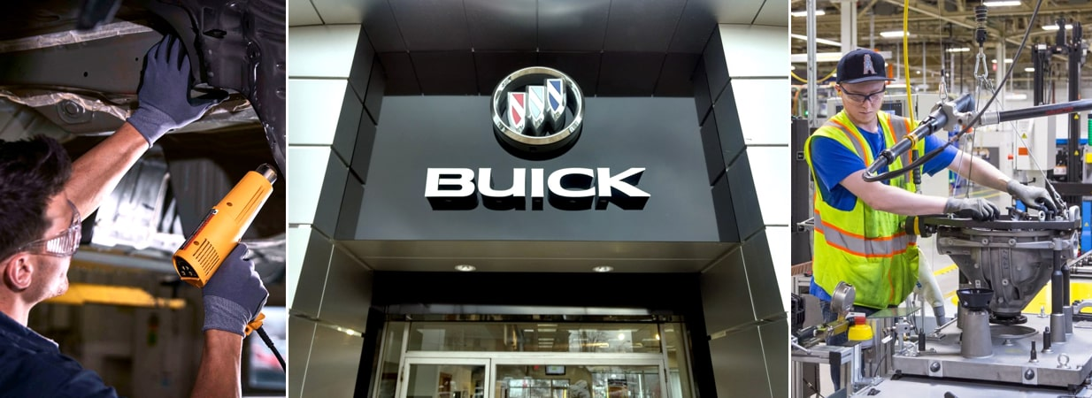 Buick Discount Program: GM Family First, Dealership Employee & Supplier Discount