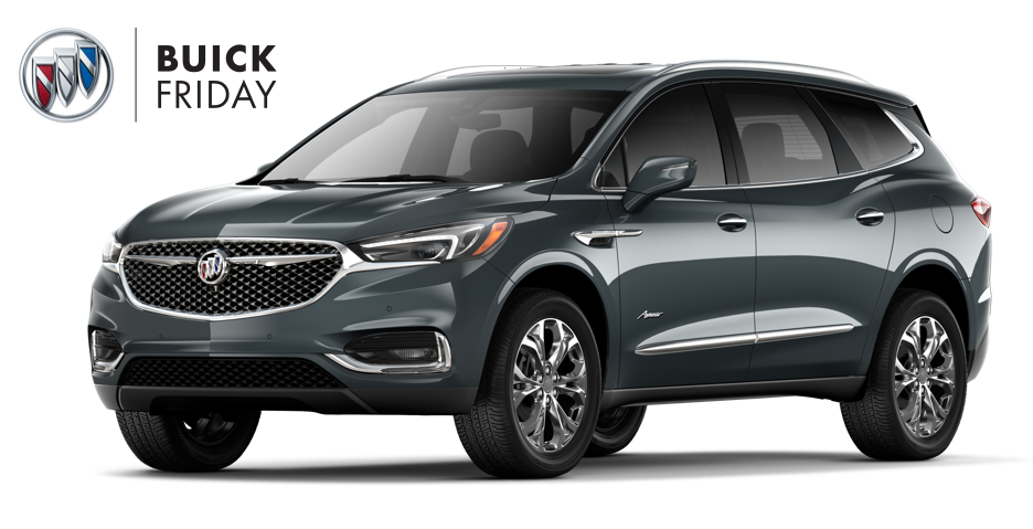 2018 Buick Enclave mid-size luxury SUV