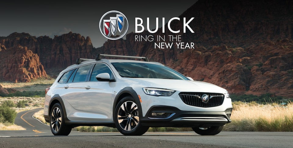 2020 Buick Regal TourX Front Side View