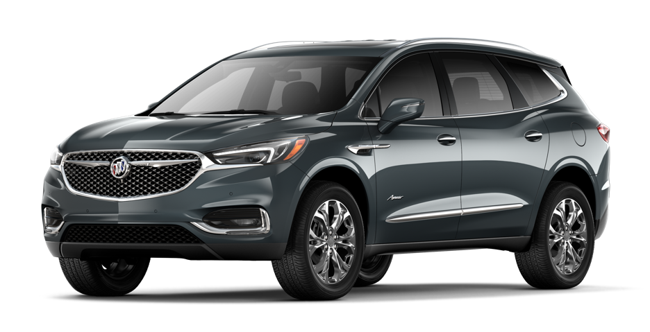 2019 Buick Enclave Avenir in Dark Slate Metallic