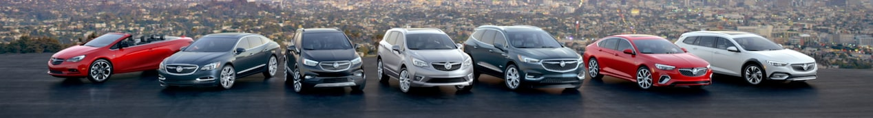 Buick April Retail Offers: Vehicle Lineup