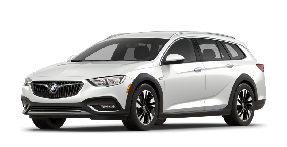 2018 Buick TourX luxury sedan.