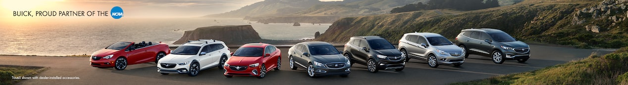 Get great offers on the entire lineup of Buick luxury vehicles.