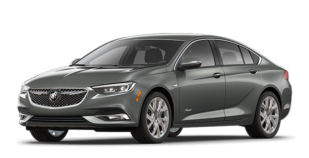 Buick Regal Avenir Smoked Pearl Metallic