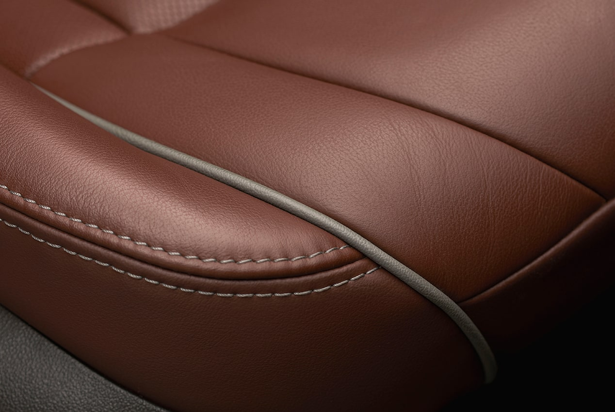 Luxury Seating in Buick Regal Avenir