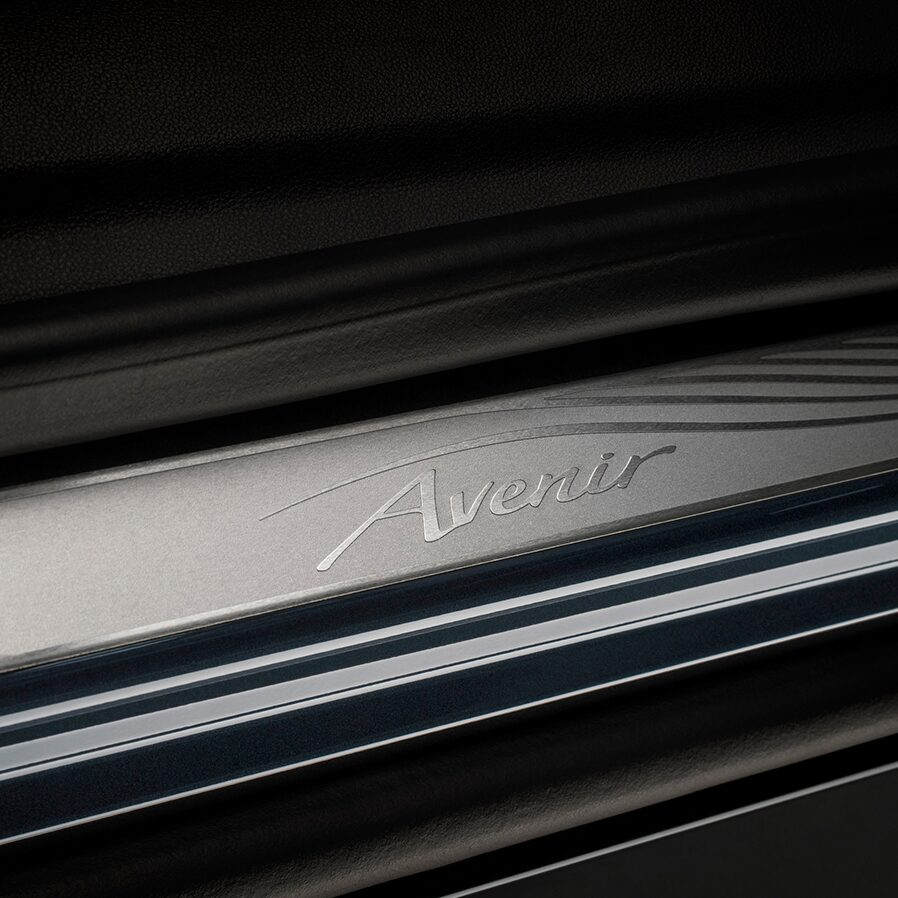 Door Sill Buick Regal Avenir Badge