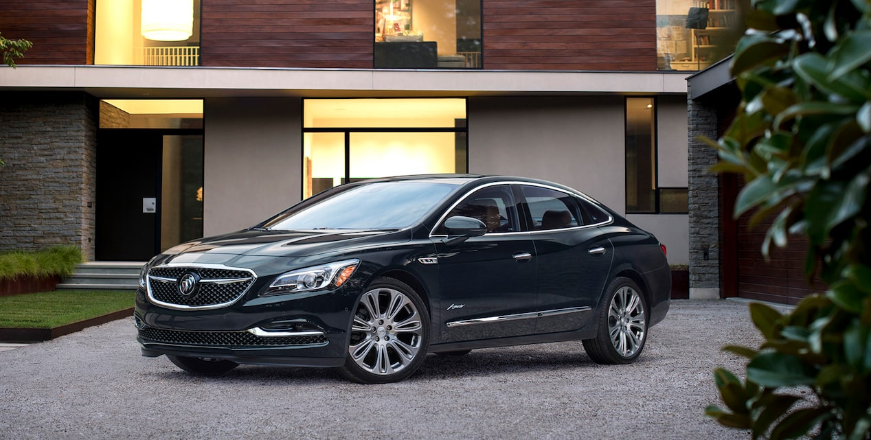 avenir line: the highest expression of buick luxury | buick