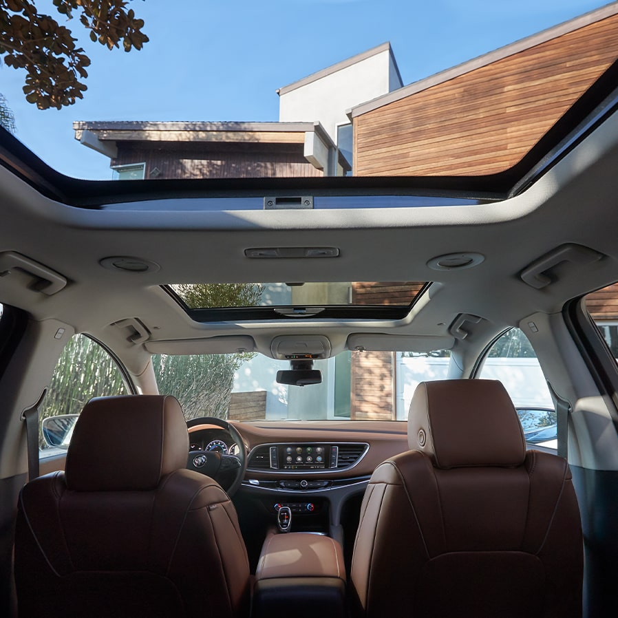 2020 Buick Avenir Moonroof