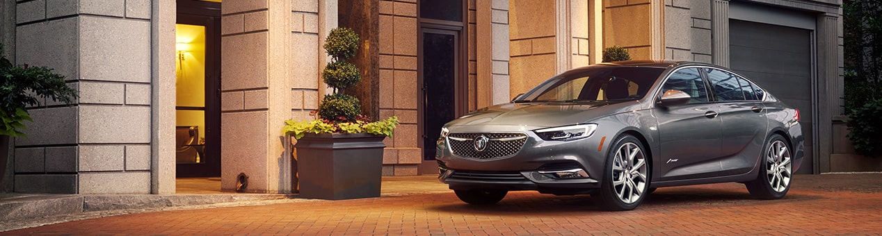 2019 Buick LaCrosse Front Side Exterior