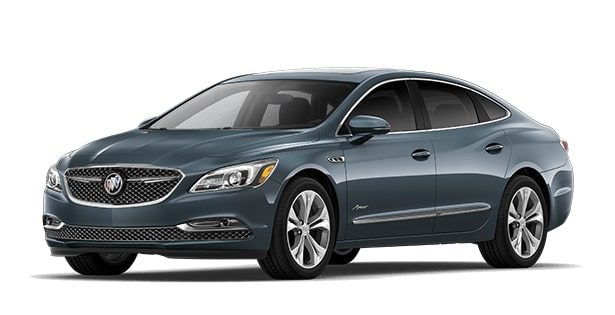 2019 Buick LaCrosse Avenir in Dark Shadow Metallic
