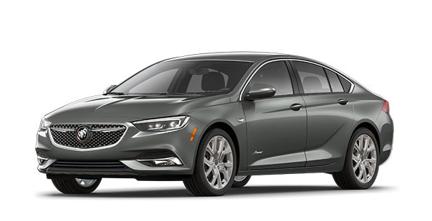 2019 Buick Regal Avenir in Smoked Pearl Metallic