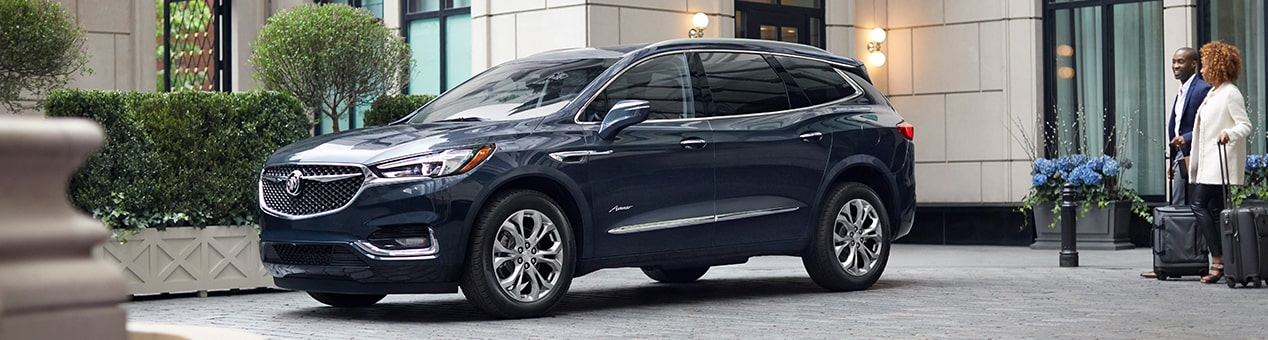 2018 Buick Enclave Mid Size Luxury Suv