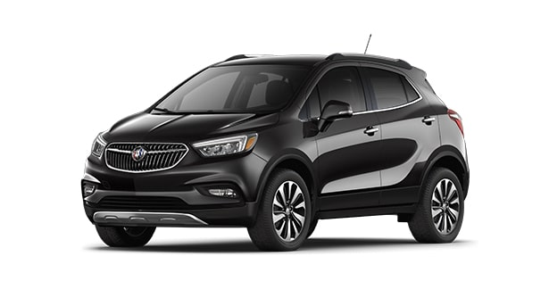 2019 Buick Encore in Ebony Twilight Metallic