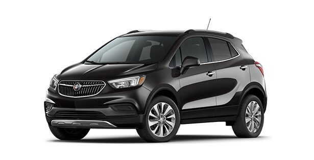 2020 Buick Encore in Ebony Twilight Metallic