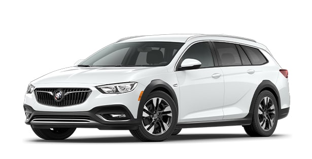 2020 Buick Regal TourX in Summit White
