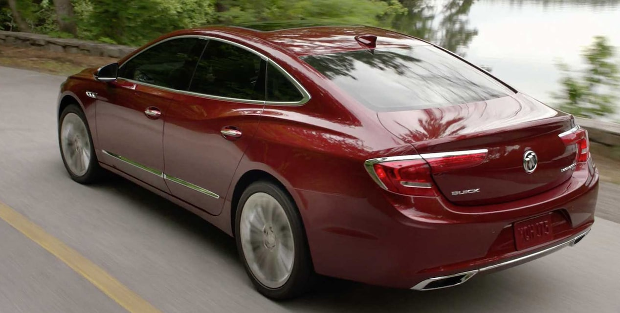 luxury highest expression the performance of buick avenir line