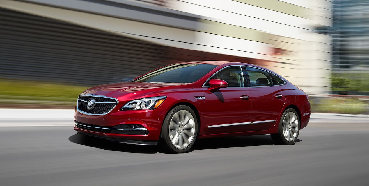 2017 Buick Lacrosse Offers