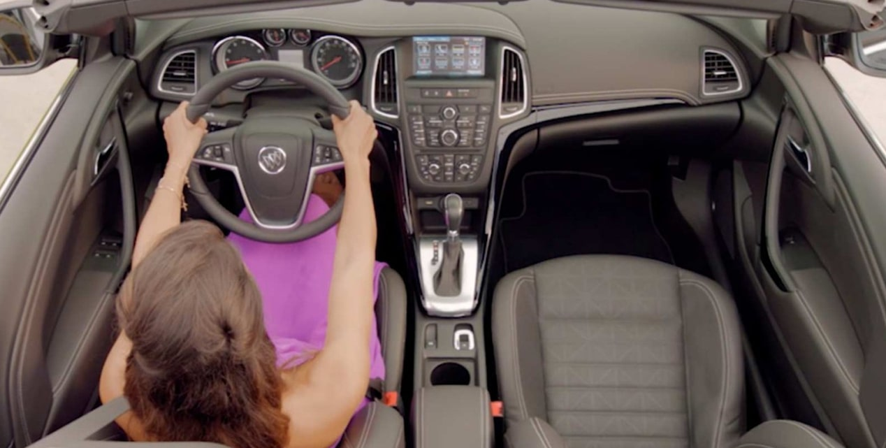 Click to watch a video about the key features of the 2017 Buick Cascada luxury convertible.