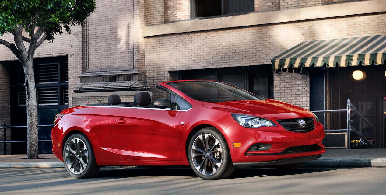 Get $2,500 Purchase Allowance on most 2017 Buick Cascada luxury convertible models.