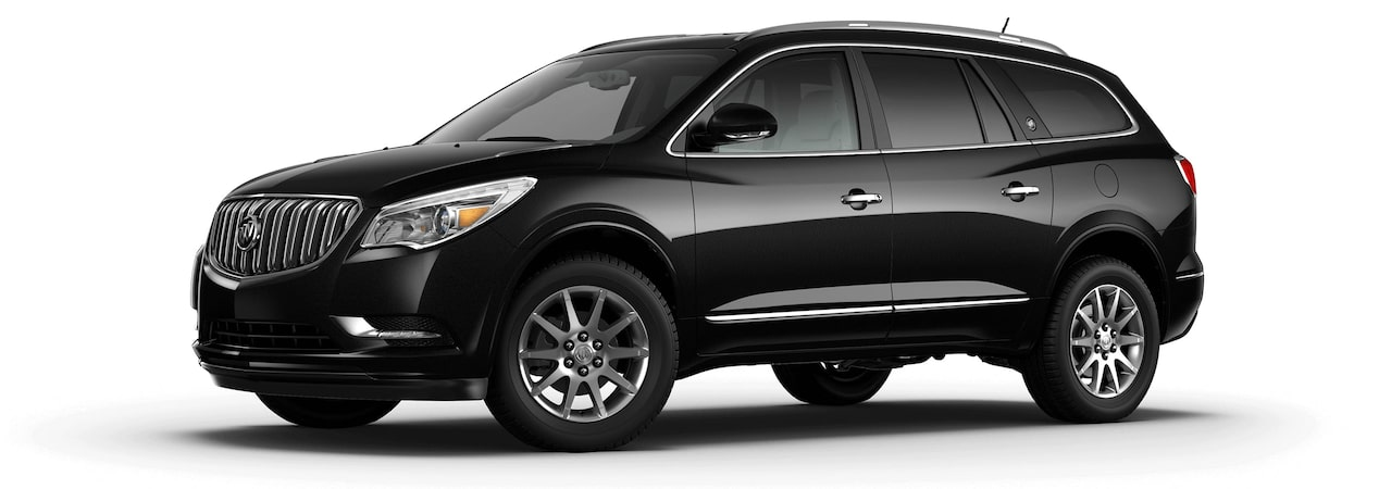 2017 buick enclave mid size luxury suv buick. Black Bedroom Furniture Sets. Home Design Ideas
