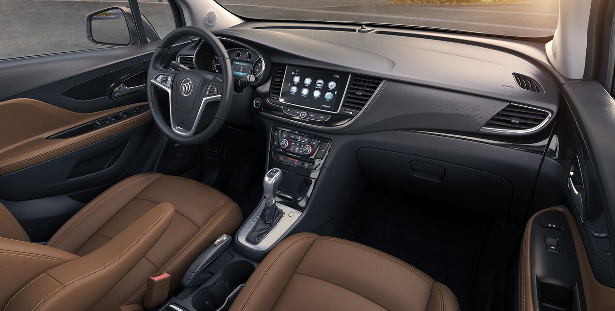 QuietTuning technology in the 2017 Encore SUV.