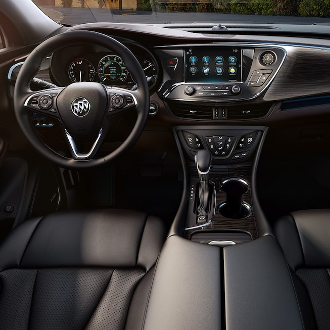 Buick Suv Small: Envision Interior Design