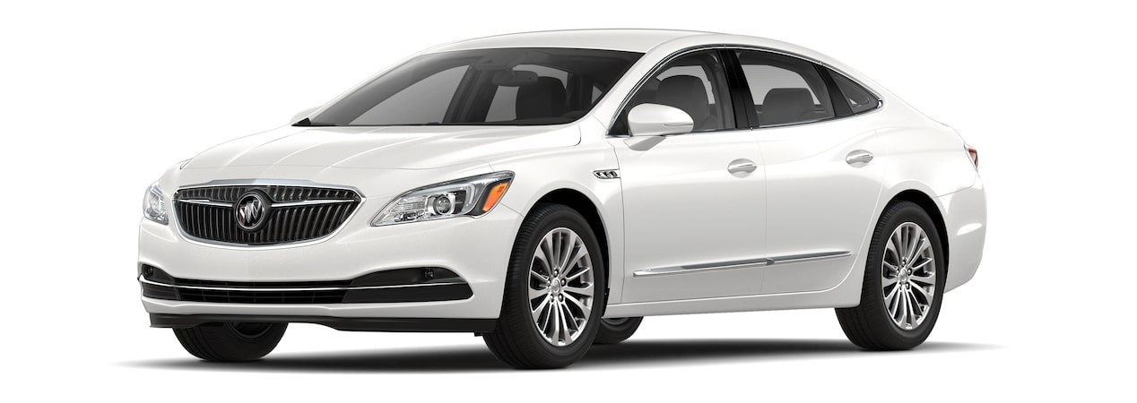 2018 buick lacrosse full size luxury sedan buick image of the 2018 buick lacrosse full size luxury sedan in white frost tricoat sciox Image collections