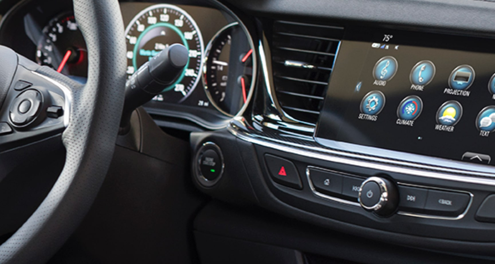 Buick Regal: Using the Re-dial Command