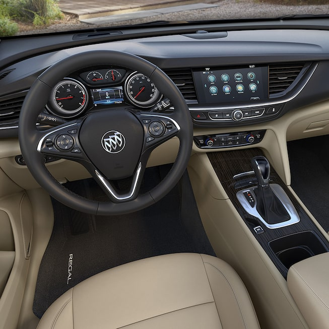 2018 Buick Regal Sportback: Luxury Sedan | Buick