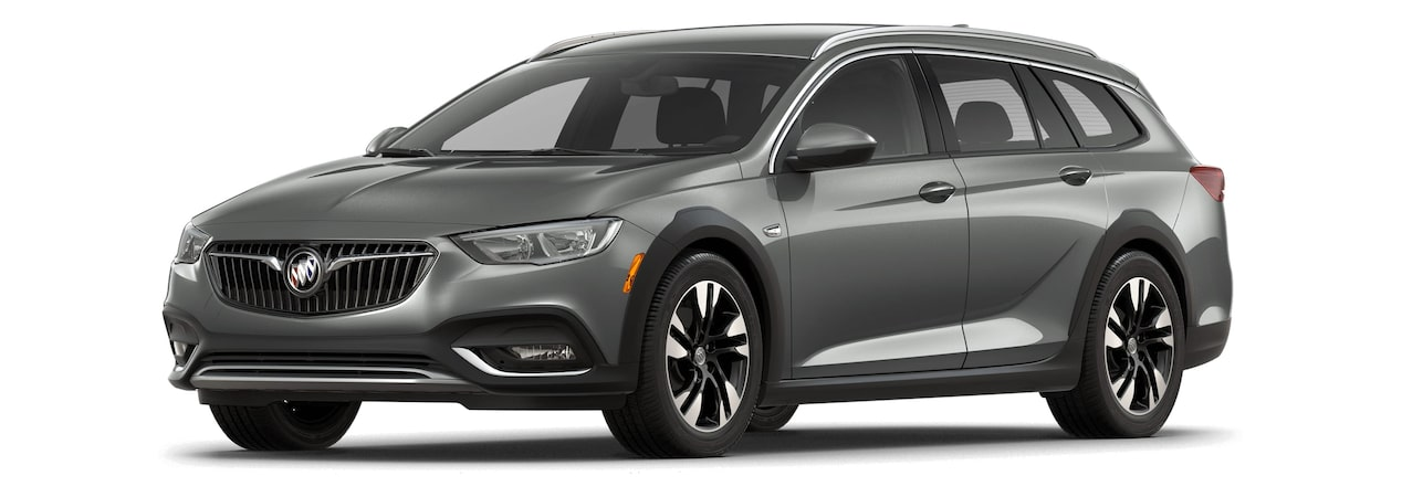 2018 Regal TourX Luxury Wagon Smoked Pearl Metallic