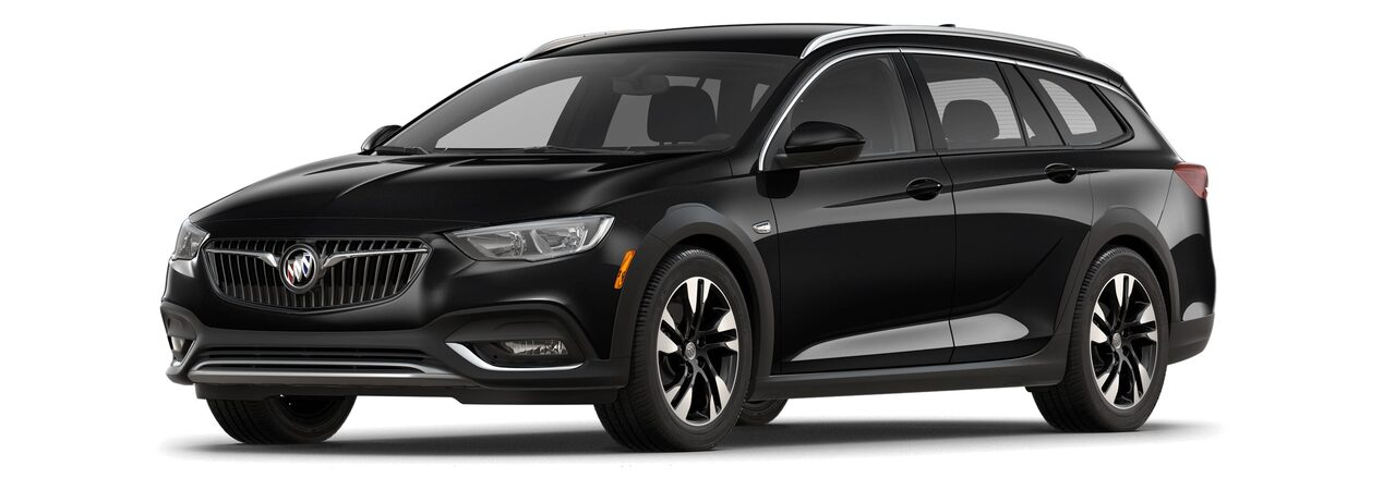 2018 Regal TourX Luxury Wagon Ebony Twilight Metallic