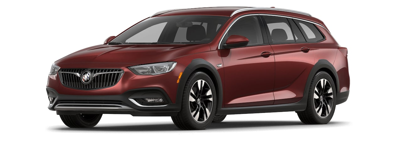 2018 Regal TourX Luxury Wagon Rioja Red Metallic
