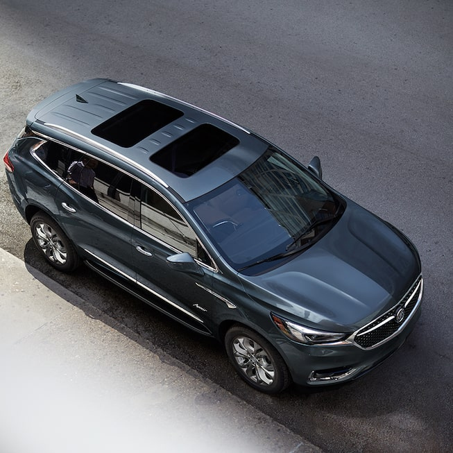 First-Ever Enclave Avenir: Mid-Size Luxury SUV