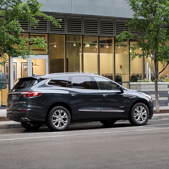 The All New 2018 Buick Enclave: Interior, Exterior & Videos: First-Ever Enclave