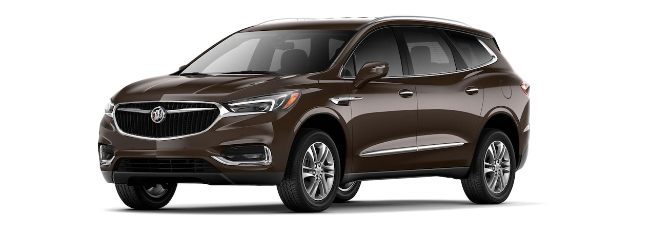 2018 Buick Enclave: Redesign, Styling, New Engines, Price >> 2018 Buick Enclave Mid Size Luxury Suv Buick