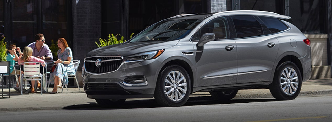 quiet new s photo suv article we reviews buick avenir kept drive first car luxurious enclave