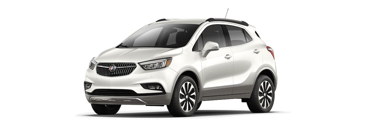 2018 Encore in white frost tricoat.