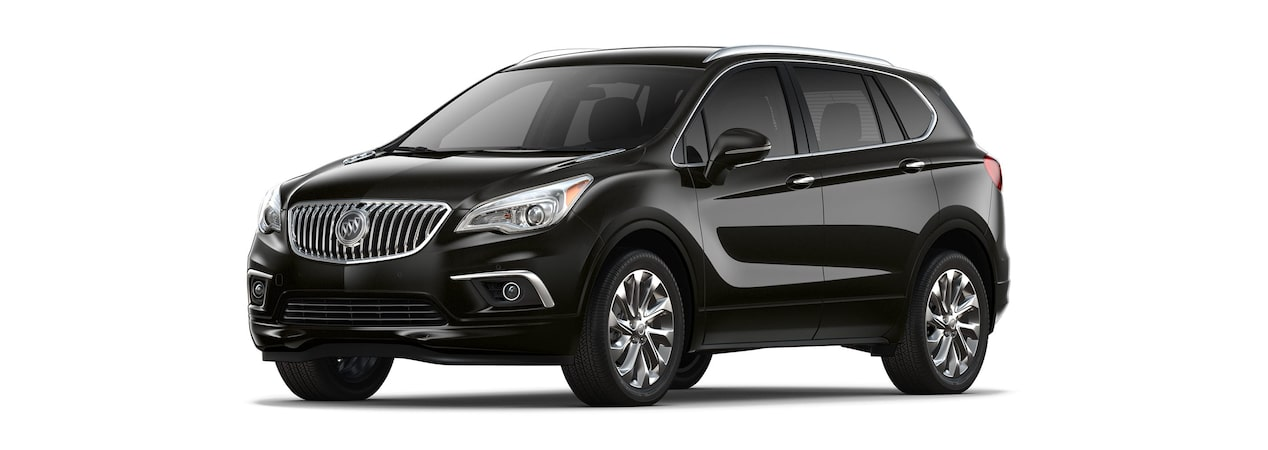 2018 Buick Envision: Small Luxury SUV | Buick