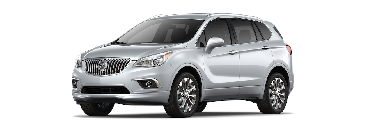 2018 Buick Envision Small Luxury Suv Buick