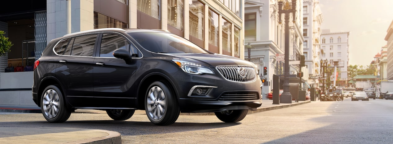 2018 Buick Envision Small Luxury Suv