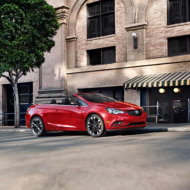 2019 Buick Cascada: Luxury Convertible