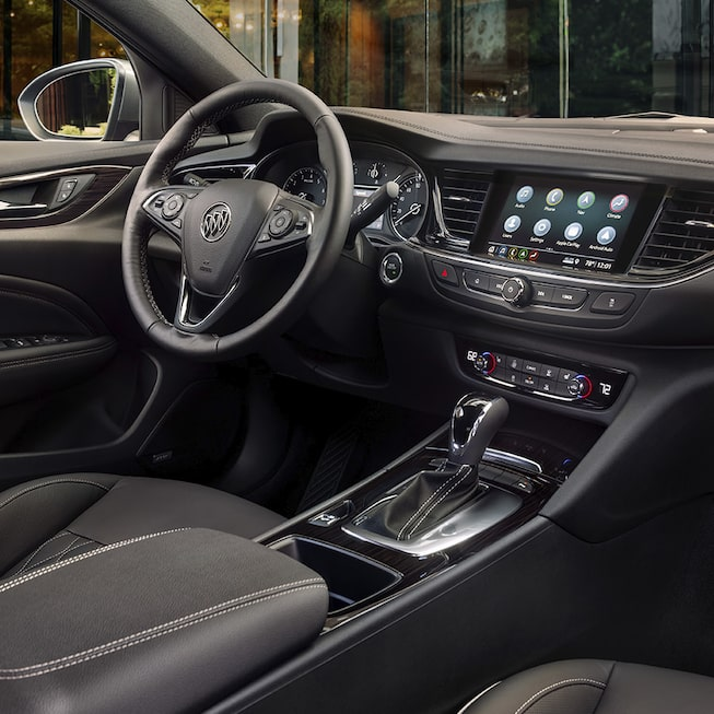 2019 Regal Avenir Luxury Sedan Interior Photo: driver cockpit