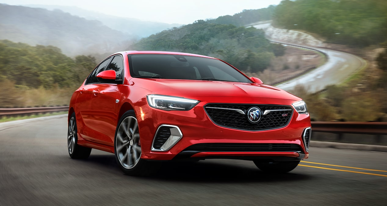2019 Regal GS Luxury Sedan AWD