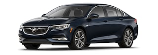 2019 Regal Sportback Mid-size Luxury Sedan Dark Blue Moon Metallic
