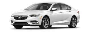2019 Regal Sportback Mid-size Luxury Sedan White Frost Tricoat