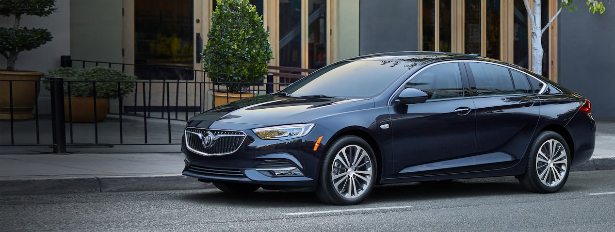 2019 Regal Sportback Mid-size Luxury Sedan