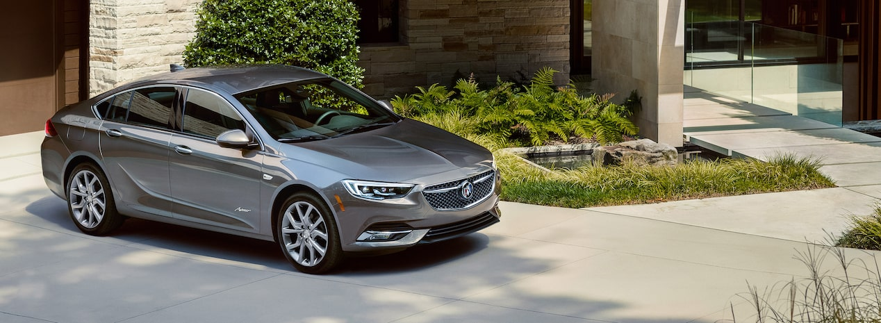 2019 Regal Sportback Mid-size Luxury Sedan Offers