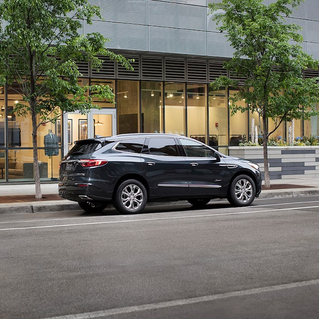 Buick Enclave Seating Capacity >> 2019 Buick Enclave Avenir : Luxury SUV | Model Details