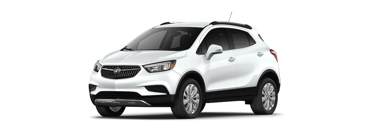 2019 buick encore small luxury suv model details